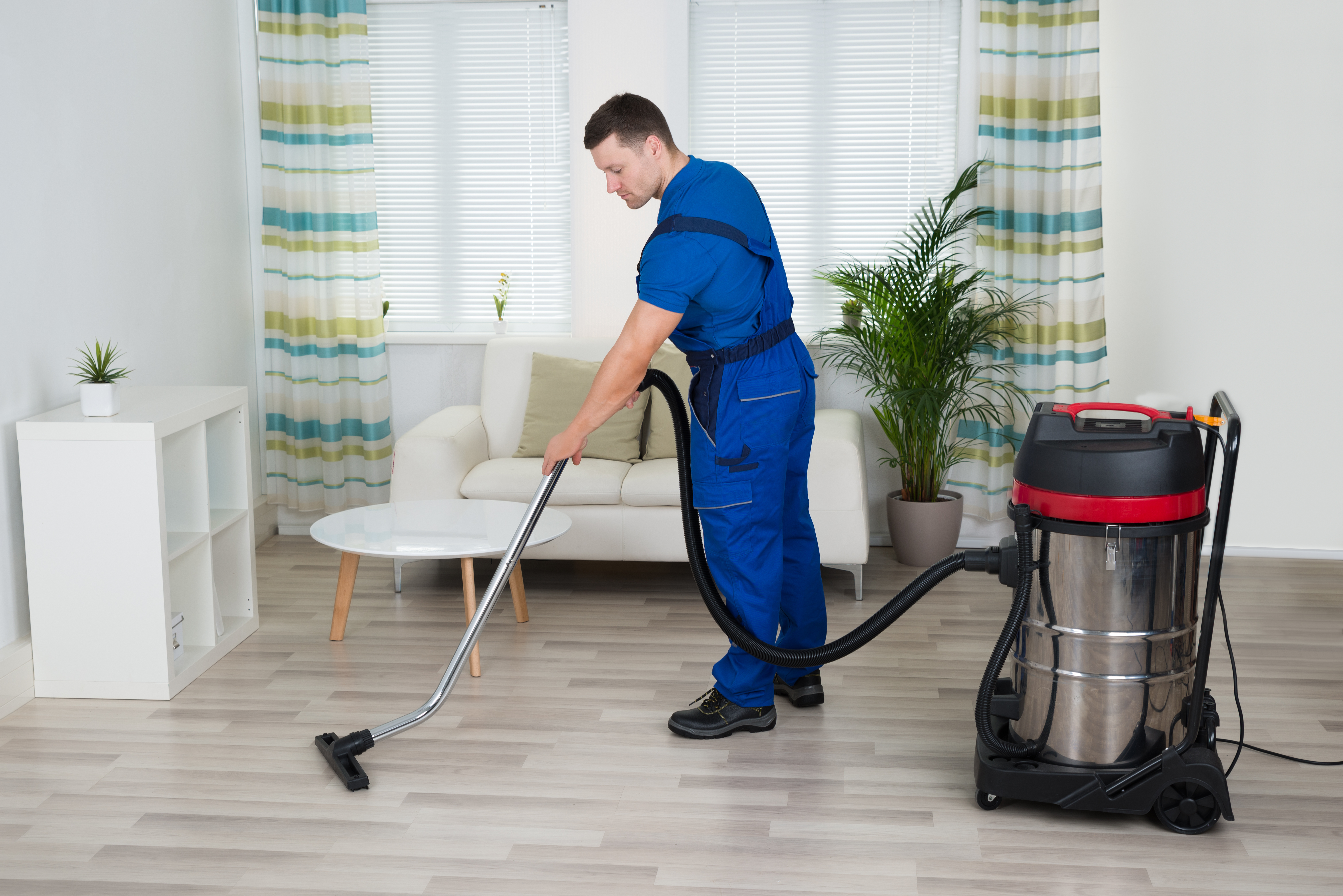 What Will Professional Carpet Cleaning Service Offer